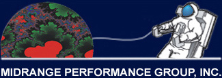 Logo of Midrange Performance Group, a KS2 partner.