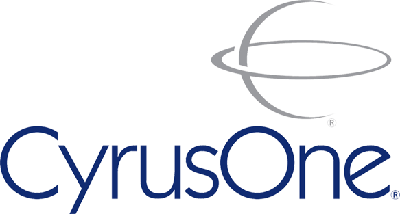 Logo of CyrusOne, a KS2 partner.
