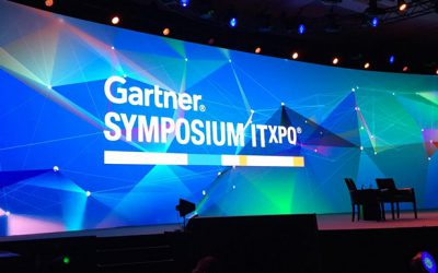 Get ready for 2018 & 2019 with 4 Takeaways from Gartner's IT Symposium
